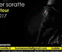 Locandina: Bunker Soratte Foto Tour