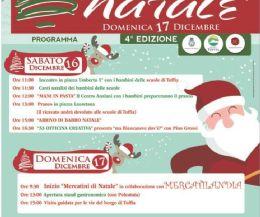 Locandina: Villaggio del Natale a Toffia