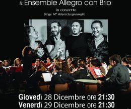 Locandina: I Giardini di Marzo & Ensemble Allegro con Brio