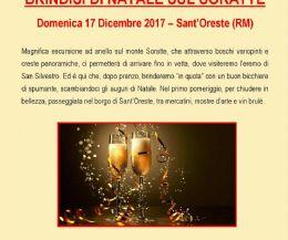 Locandina: Brindisi di Natale sul Soratte