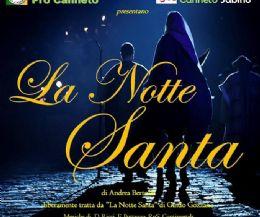 Locandina: La notte santa