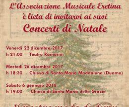 Locandina: Concerto dell'Epifania