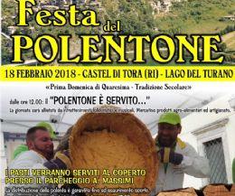 Locandina: Festa del polentone