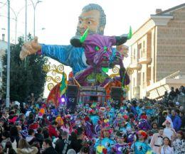 Locandina: Carnevale Civitonico 2018