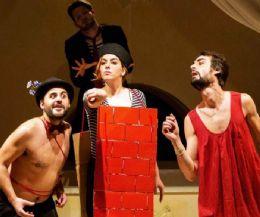 Locandina: Iscrizioni aperte al Corso di Pedagogia teatrale