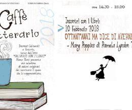 Locandina: Il Caffè Letterario