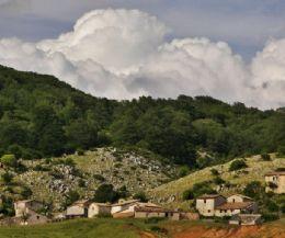Locandina: Sui luoghi di San Francesco