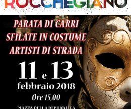 Locandina: Il Carnevale di Rocca di Papa