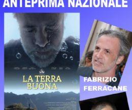 Locandina: Proiezione film di Emanuele Caruso LA TERRA BUONA