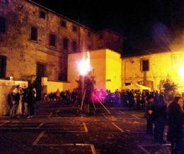 Locandina: A Giulianello la Festa delle Matticelle di San Giulianitto