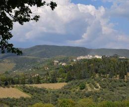 Locandina: Da Castel San Pietro a Salisano: l'anello delle colline della Sabina