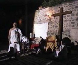 Locandina: Passione di Cristo