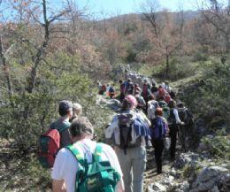 Locandina: Festival valli e montagne dell'Appennino centrale 2018