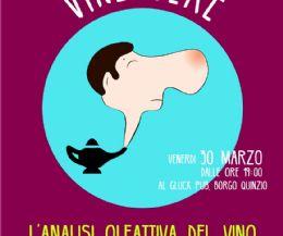 Locandina: Vinessere, vini a naso