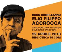 Locandina: Buon Compleanno Elio Filippo Accrocca