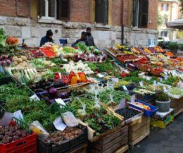 Locandina: Mercato a km 0