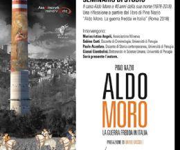Locandina: Aldo Moro - La Guerra Fredda in Italia di Pino Nazio