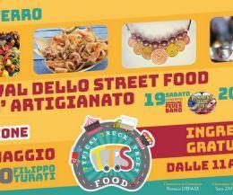 Locandina: Festival dello Street Food e dell'Artigianato