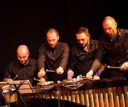 Locandina: Ripercussioni in concerto: un'esplosione di energia!