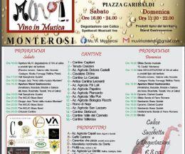Locandina: Mu.vi. - Vino in Musica - Monterosi