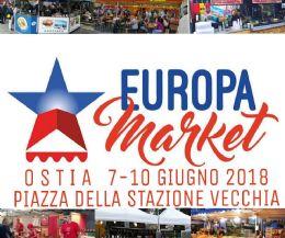 Locandina: Europa Market Ostia