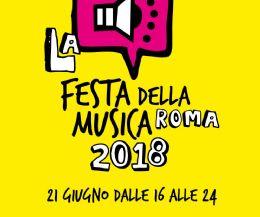 Locandina: Festa della Musica 2018