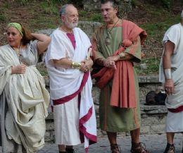 Locandina: Atmosfere del mondo romano antico, 3ª edizione