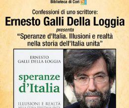 Locandina: Speranze d'Italia. Illusioni e realtà nella storia dell'Italia unita