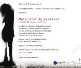Locandina: Mein leben im wartsaal