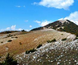 """Locandina: Monte Tancia: in volo sul """"tetto"""" dei Sabini"""