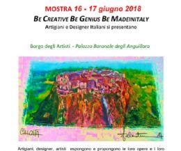 Locandina: Made in Italy a Calcata