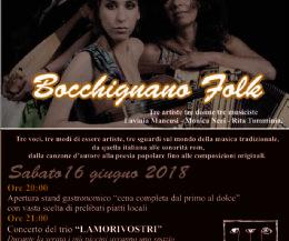 Locandina: Bocchignano Folk