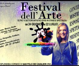 Locandina: Festival dell'Arte 2018