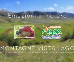 Locandina: Riflessi di emozioni nei laghi di Rascino e di Cornino