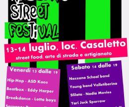 Locandina: Nazzano Street Festival 2018
