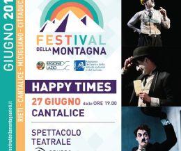 Locandina: Happy Times
