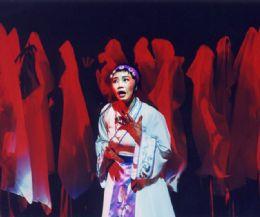 Locandina: La celebre artista cinese Tian Mansha