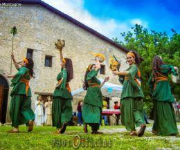 "Locandina: Rievocazione storica alle ""Termae Cutilae"""