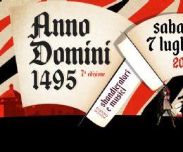 Locandina: Anno Domini 1495 - 7ª edizione