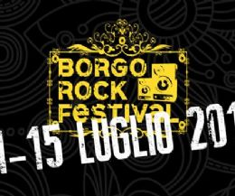 Locandina: Borgo Rock Festival 2018