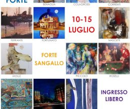 Locandina: Arte al Forte