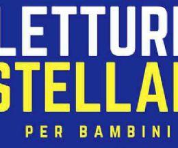 Locandina: Letture Stellari per bambini