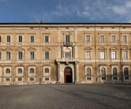 Locandina: Apertura Palazzo Sforza Cesarini