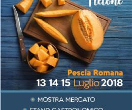 Locandina: Sagra del  melone, 31° edizione