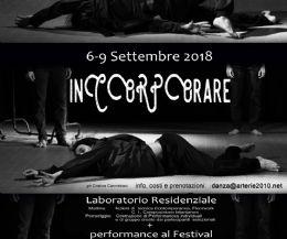 Locandina: Laboratorio residenziale in.CORPO.rare