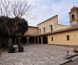 Locandina: Passeggiata da Configni al Sacro Speco Francescano di Narni