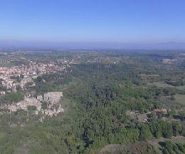 Locandina: Anello falisco Calcata - Mazzano - Calcata