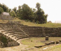 Locandina: Visite guidate all'Area Archeologica di Tusculum