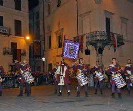 Locandina: L'Ottava di Sant'Egidio verso il weekend finale