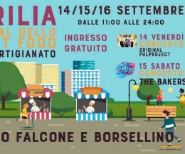 Locandina: Aprilia Festival dello Street Food